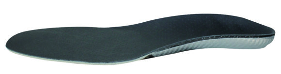 orthese plantaire noir orthotic meditech